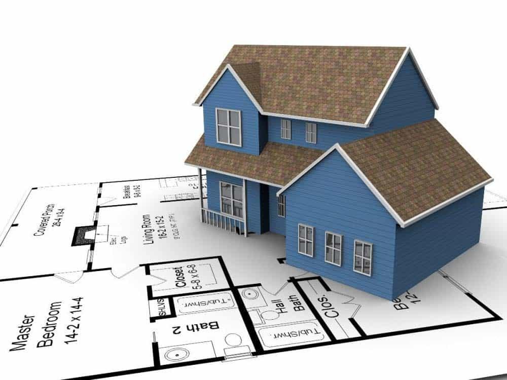 chi phí xây nhà phố