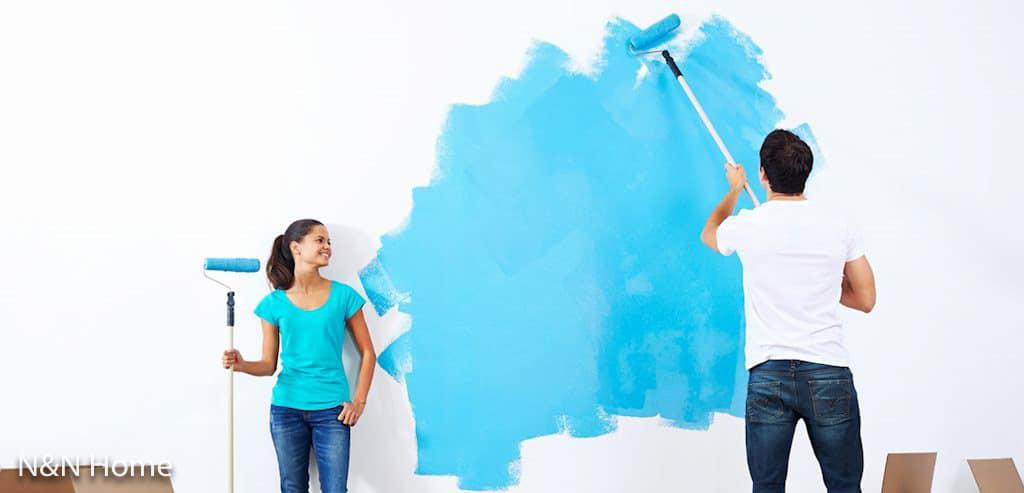 sơn sửa nhà ở