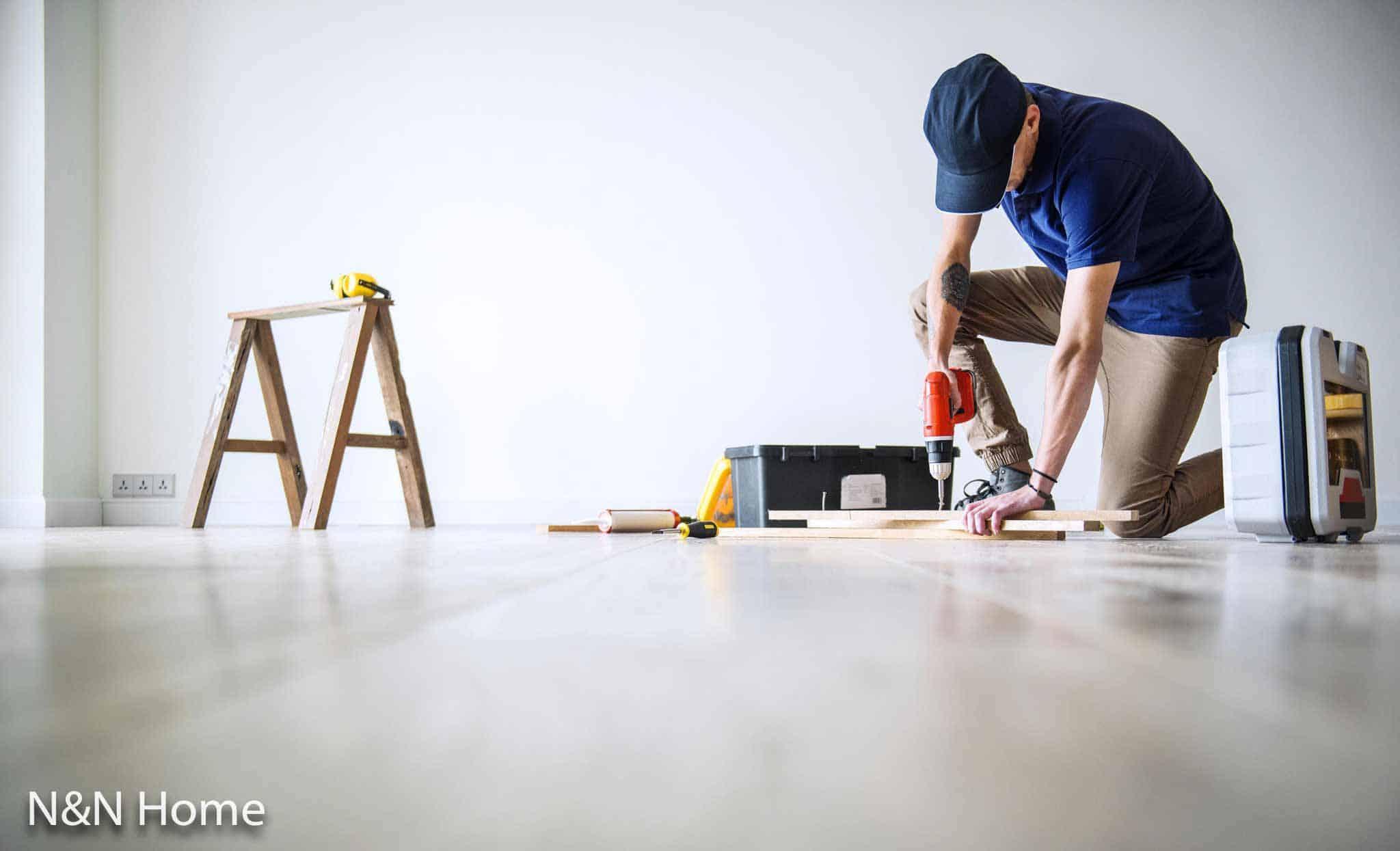 Sửa chữa chung cư