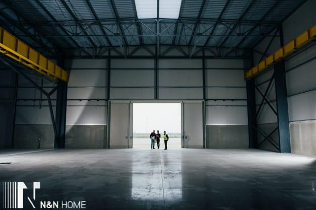 Báo giá xây dựng nhà xưởng