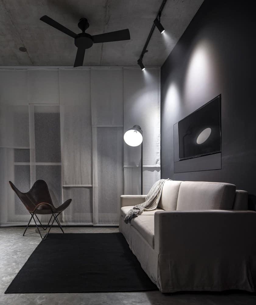 Thiết kế căn hộ đơn giản