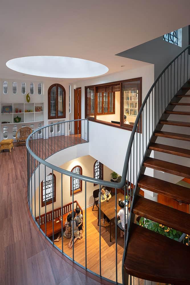 Thiết kế nhà 2 mặt tiền