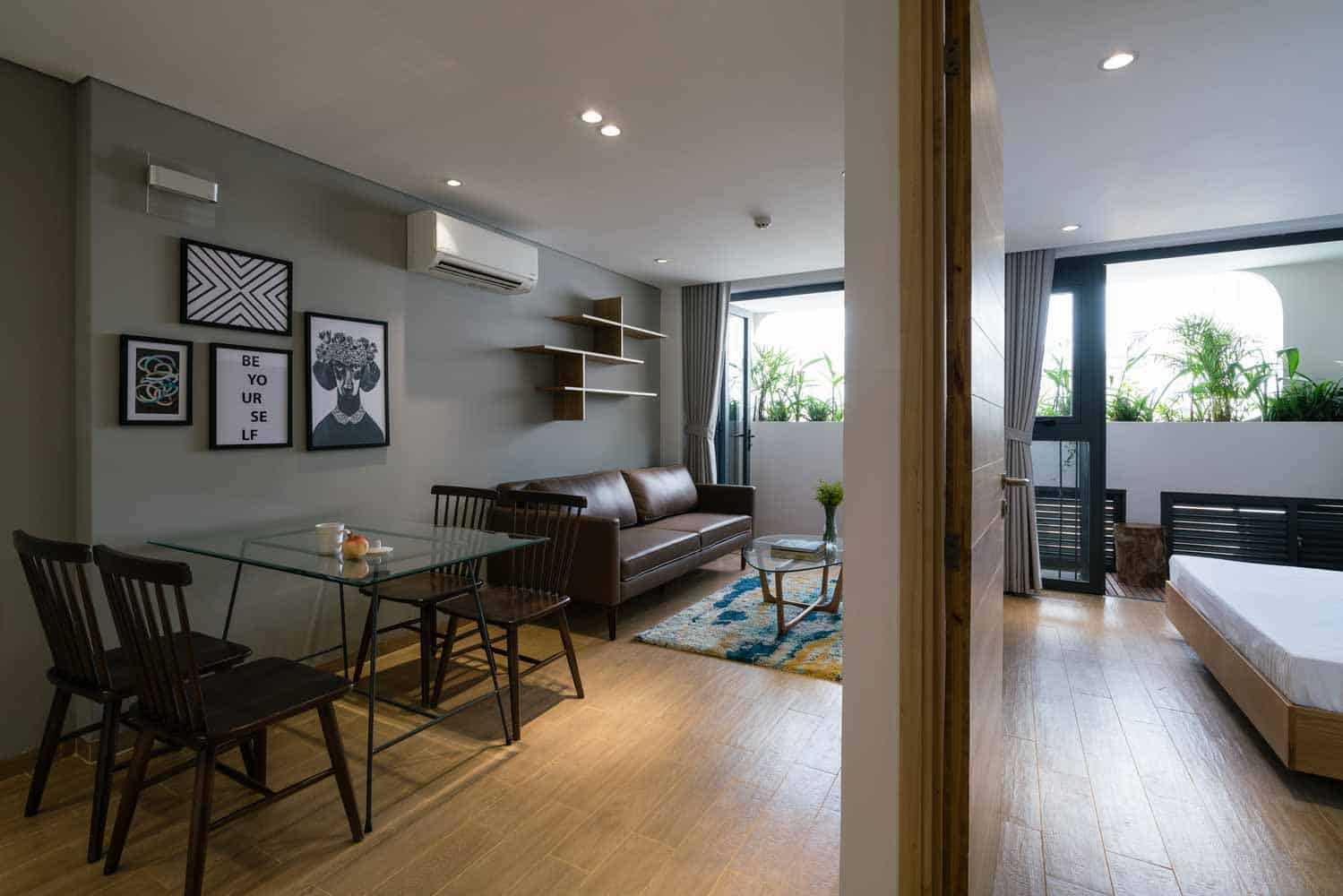 thiết kế căn hộ đẹp