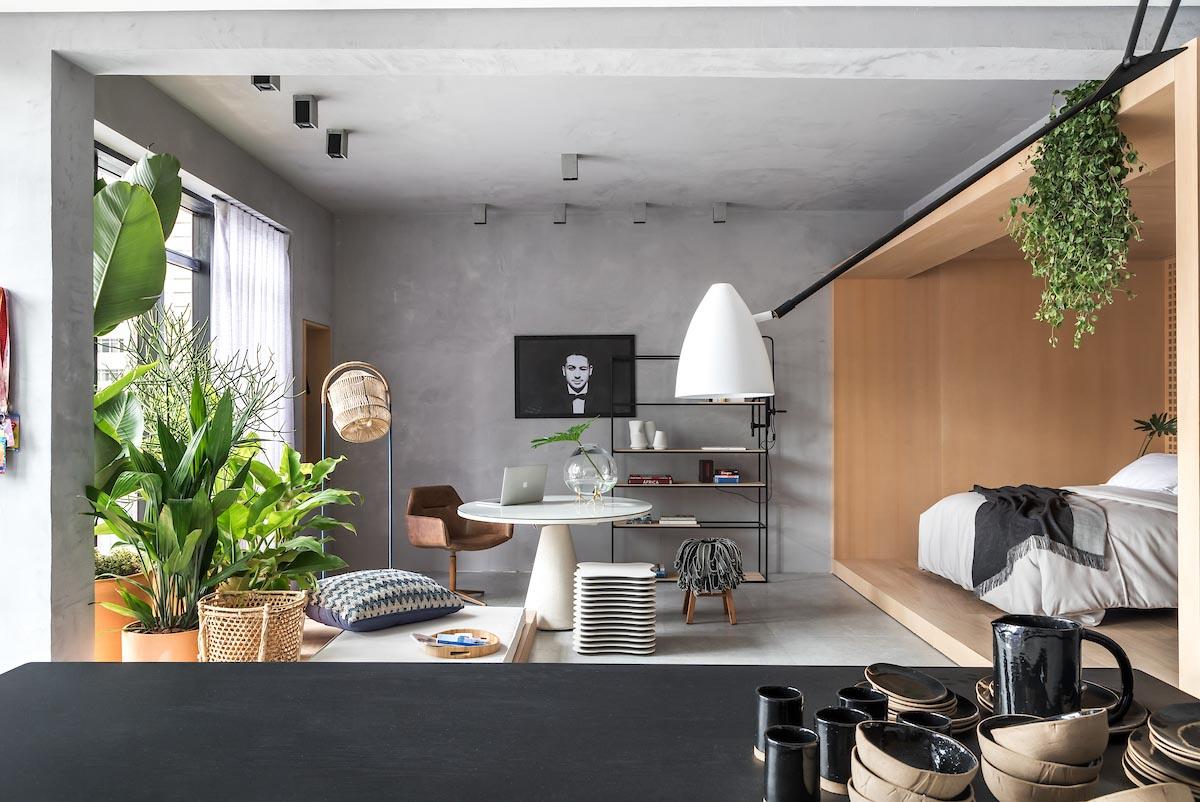 thiết kế căn hộ tinh tế