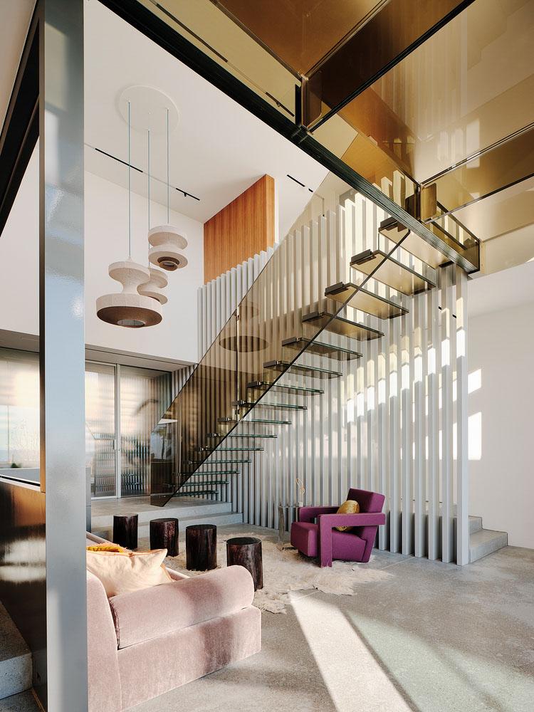 thiết kế nhà trong suốt