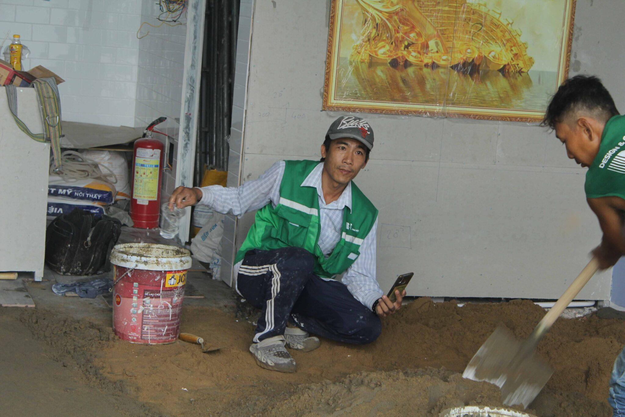 Thầu sửa nhà trọn gói