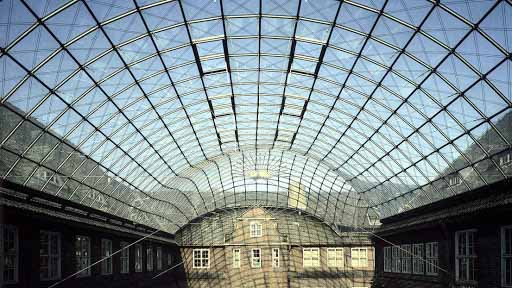 mái nhà xưởng - 2