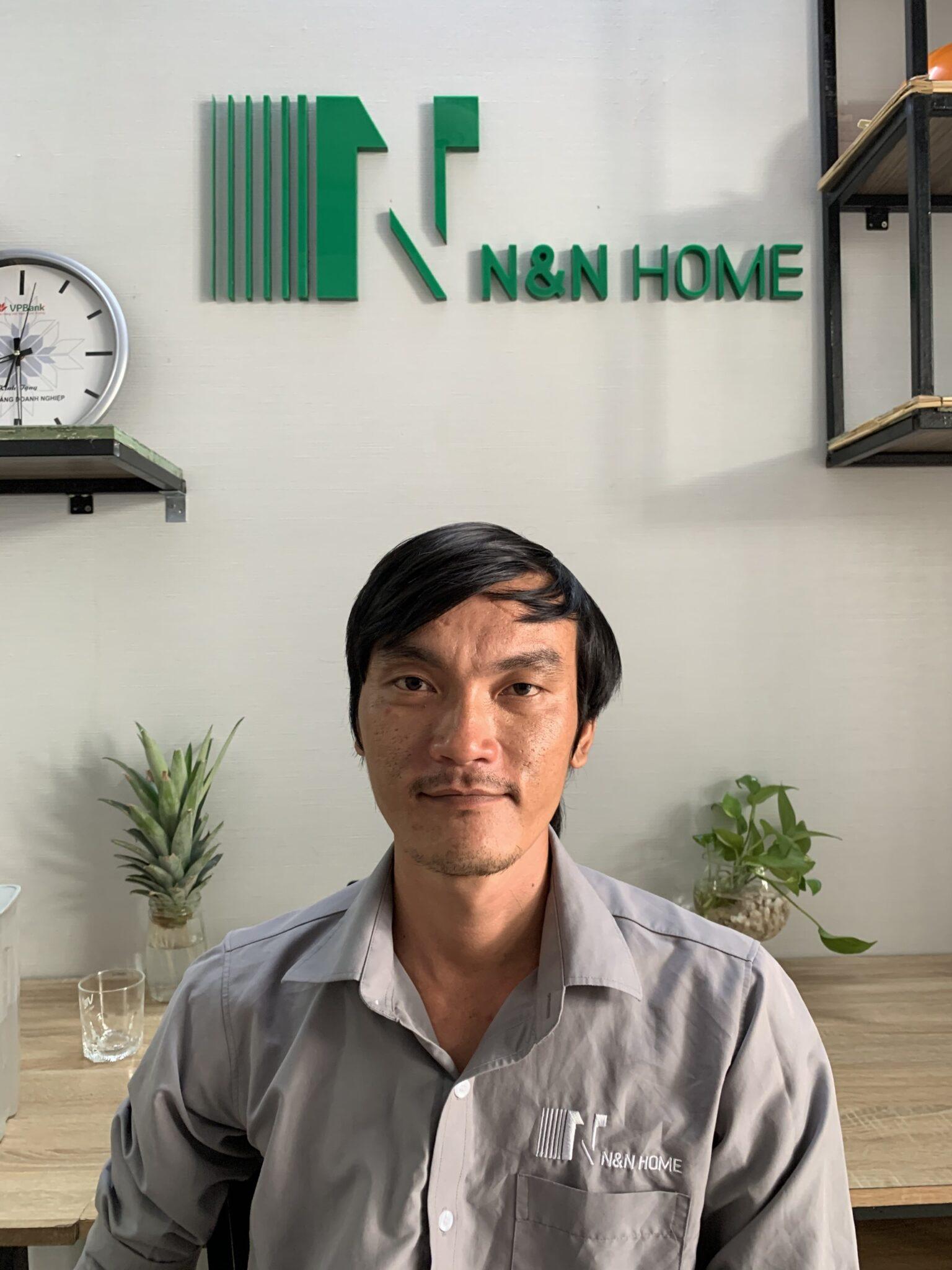 kiến trúc sư Ngô Thanh Nam